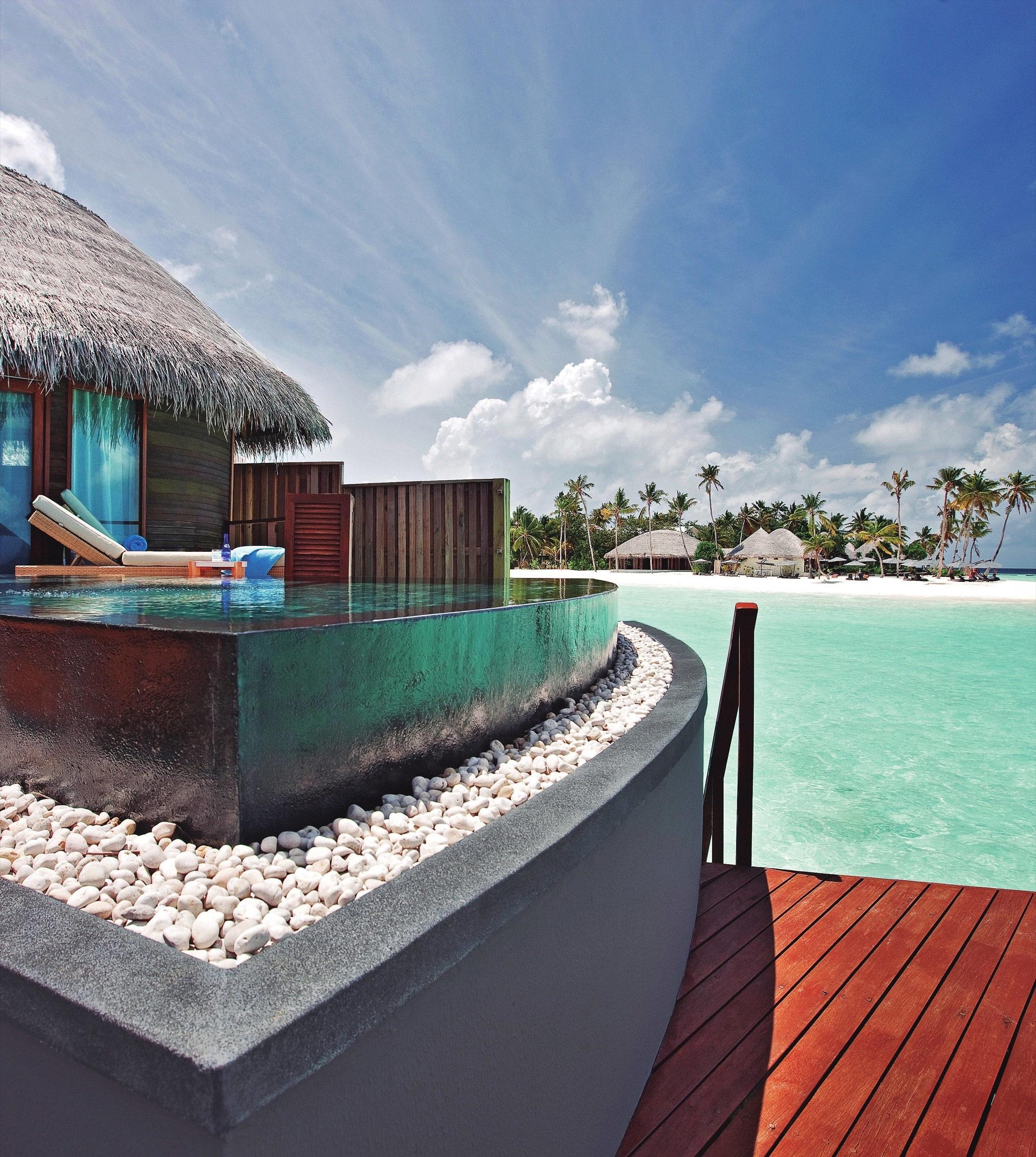 ISLAS MALDIVAS: Constance Halaveli Resort Maldives