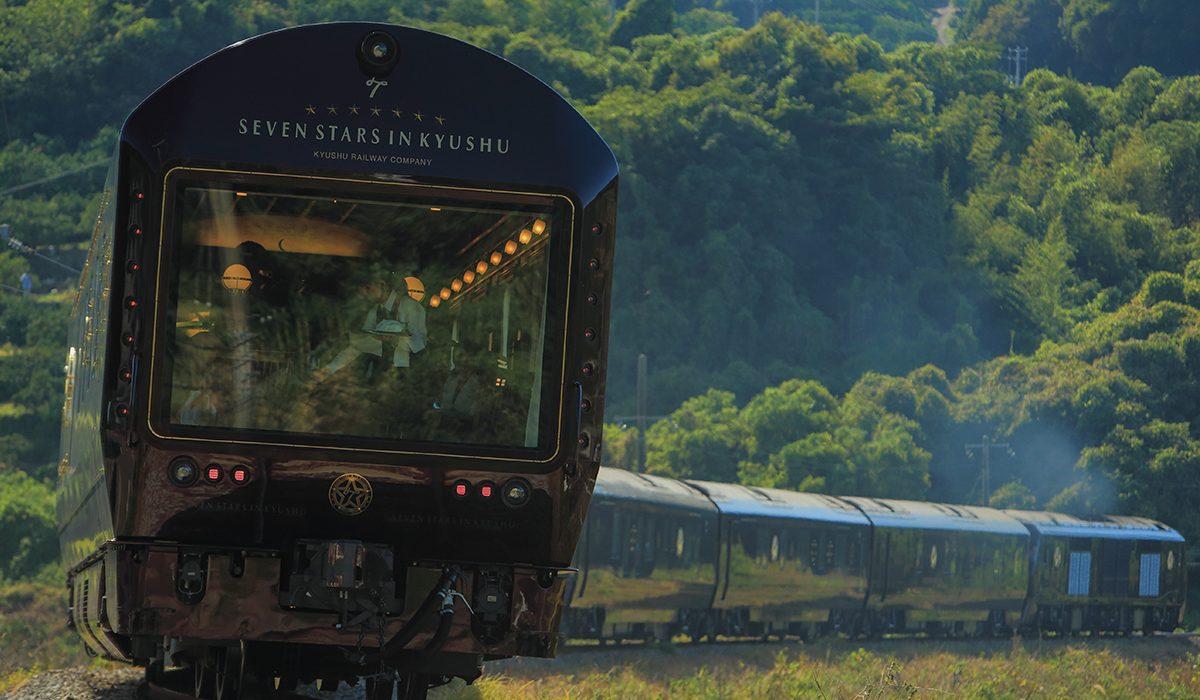 Viaje de lujo a Japón, un viaje en tren de 7 estrellasluxury| SEVEN STARS TRAIN